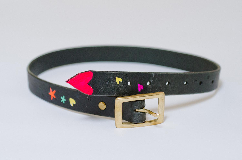Golden Bear Belts Kids