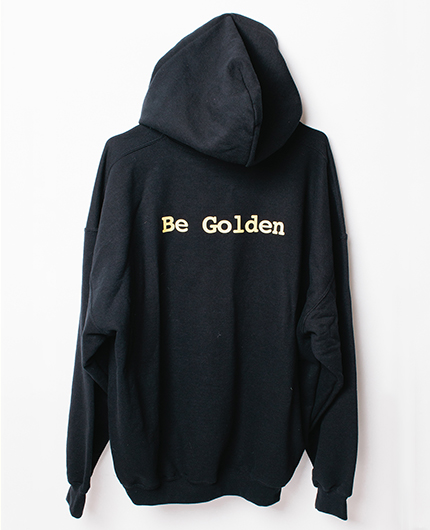 Mens Hoody - Golden Bear Belts