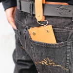 Trucker Wallet - Golden Bear Belts