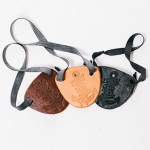 Golden Bear Belts - eye patch