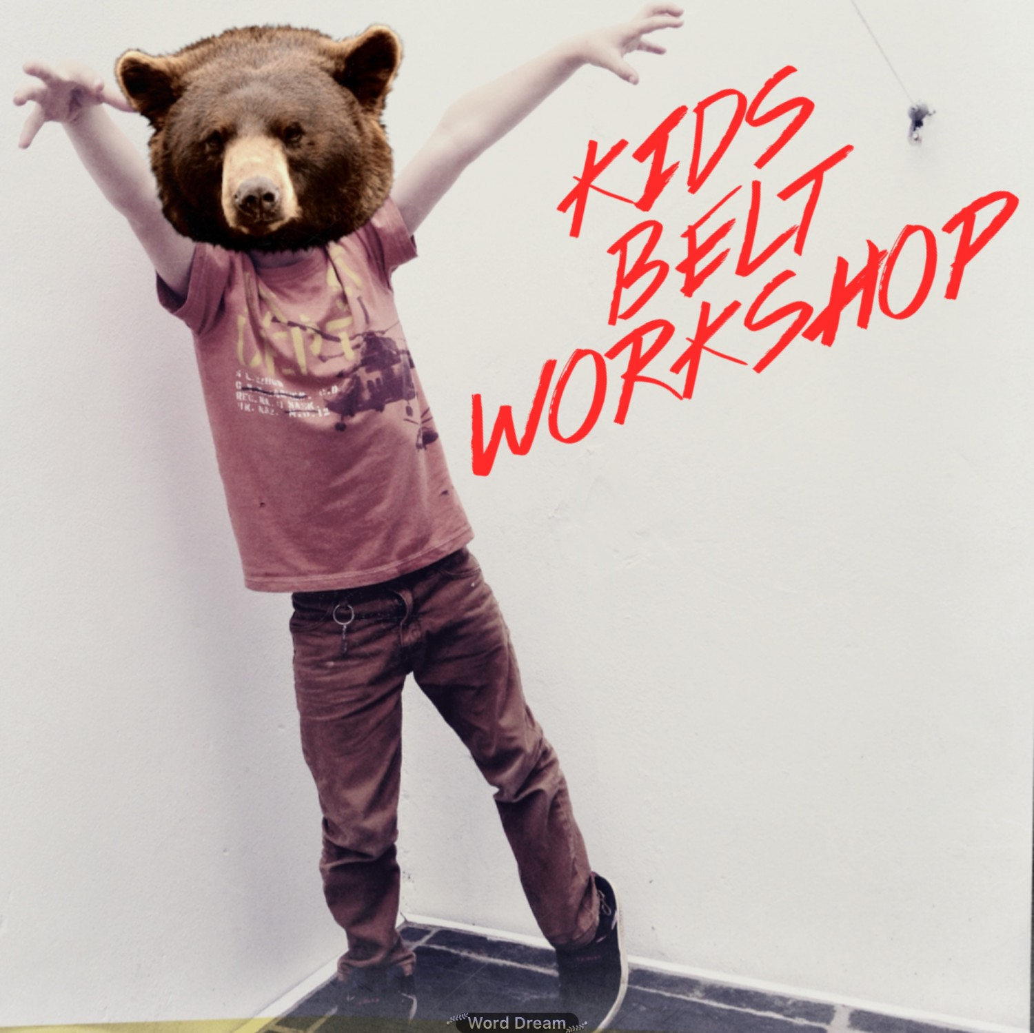 Golden Bear Belt Kids Workshops