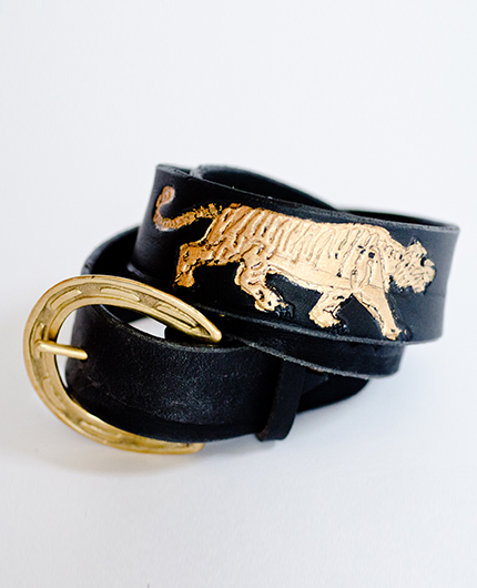 Golden Bear Belts - Tiger Tiger