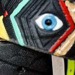Golden Bear Belts - Aztec Eyes