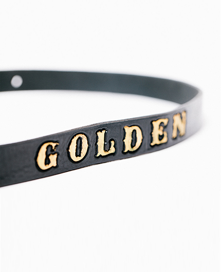 Golden - Golden Bear Belts