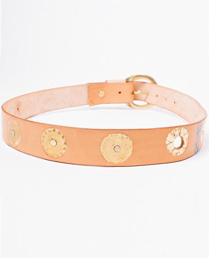 Golden Sun Weaver - Golden Bear Belts