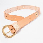 Golden Sun Weaver - Golden Bear Belts