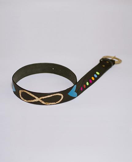 Golden Bear Belts - Sista Serpent
