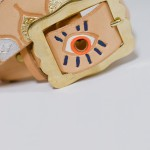 Golden Bear Belts - Temple Goddess